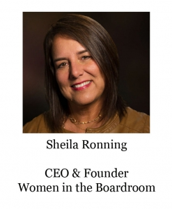 Sheila Ronning widget